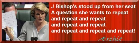 J Bishop's stood up from her seat A question she wants to repeat and repeat and repeat and repeat and repeat and repeat and repeat and repeat!