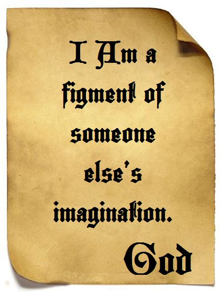 God and Imagination