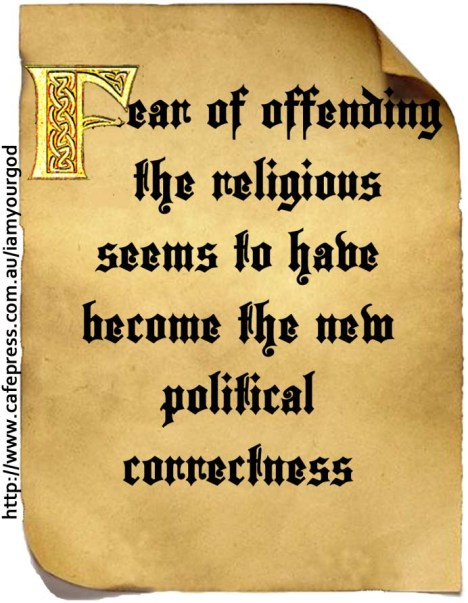 God and Political Correctness