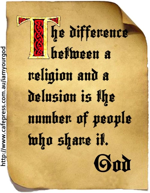 God and Religion5