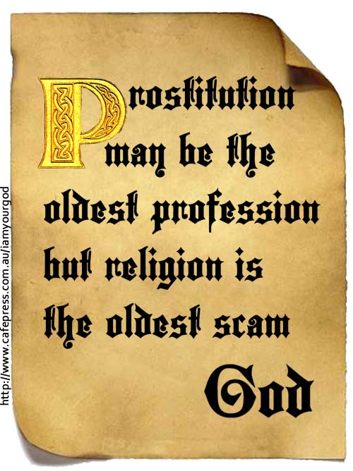 God and Prostitution