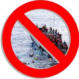 no boats