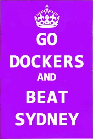 Go Dockers