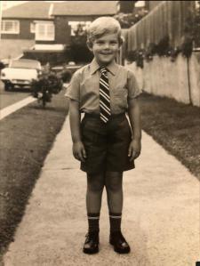 Morrison - schoolkid