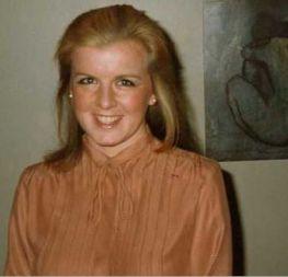 Julie Bishop in 1982, partner at Adelaide law firm Mangan, Ey & Bishop