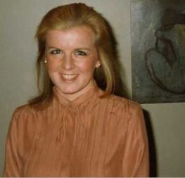 Julie Bishop in 1982, partner at Adelaide law firm Mangan, Ey & Bishop