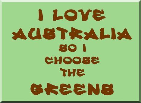 Choose Greens