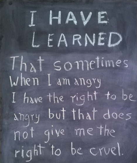 I have learned 7