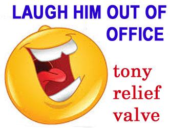 tony relief valve