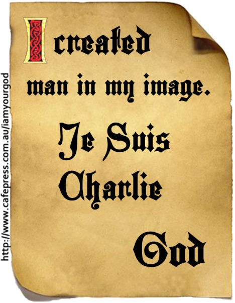 God and Charlie Hebdo