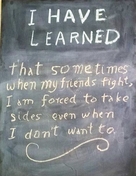 I have learned10