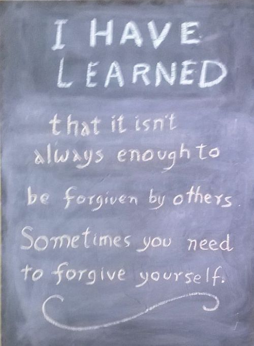 I have learned11