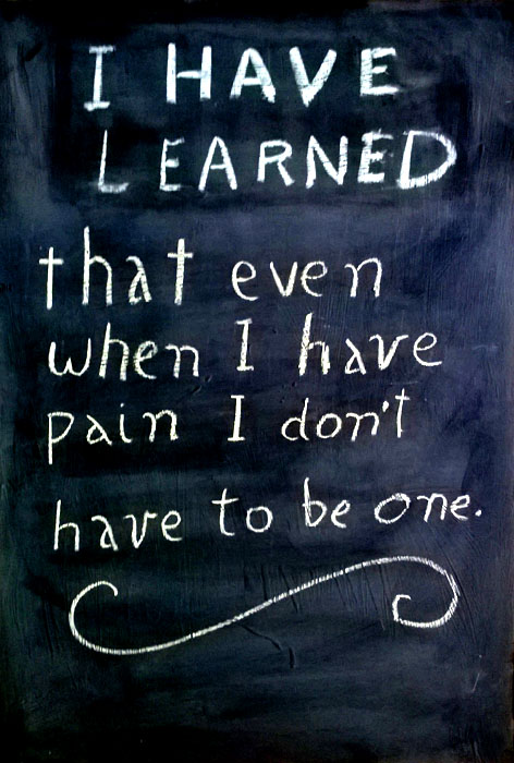 I have learned13