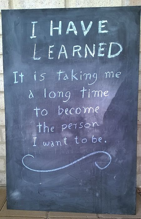 I have learned 15
