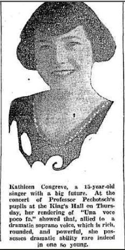 Sydney Sunday Times, 9th Dec, 1928