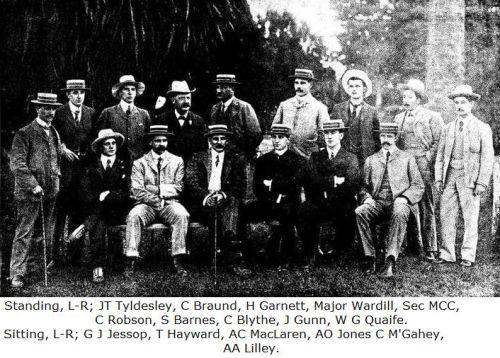 Englishcricketers 1901