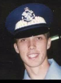 peter Dutton in uniform