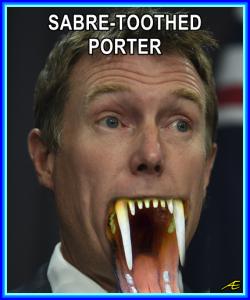 Porter sabretooth